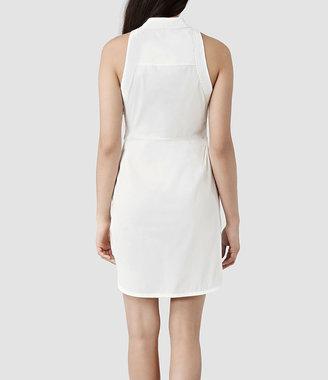 AllSaints Mel Cotton Dress