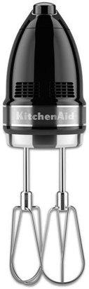 KitchenAid Hand Mixer, Onyx Black