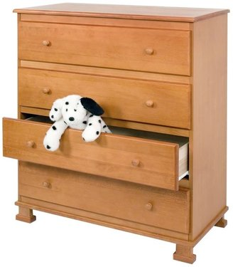 DaVinci Parker 4-Drawer Dresser - Oak