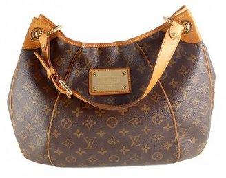 Louis Vuitton very good (VG Monogram Canvas Galliera PM Hobo Bag