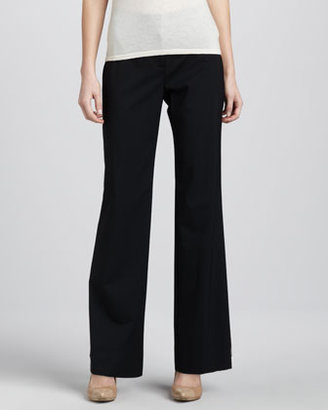 Magaschoni Techno Gabardine Trousers