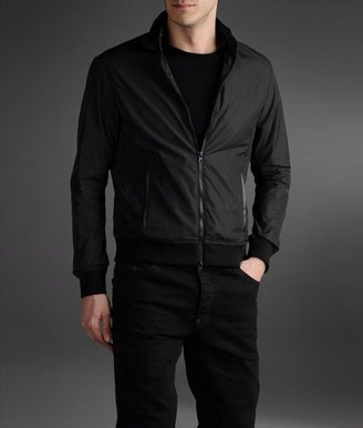 Emporio Armani Reversible Nylon Jacket