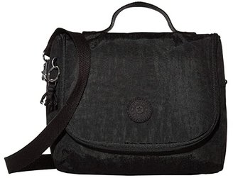 Kipling Kichirou Lunch Bag (Black Noir) Cross Body Handbags