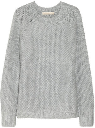 Vanessa Bruno Chunky-knit alpaca-blend sweater