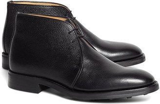 Brooks Brothers Peal & Co.® Pebble Grain Chukka Boots