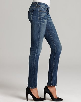 Citizens of Humanity Jeans - Racer Skinny Jeans in Slash Wash