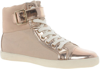 Asos DIXIE High Top Trainers