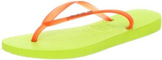 Havaianas Women's Slim Logo Pop-Up Flip Flop