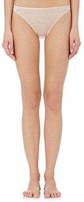 Hanro Women's Cotton Seamless Bikini Briefs