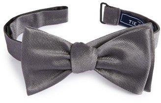 Men's The Tie Bar Silk Solid Bow Tie $19 thestylecure.com