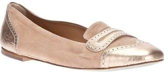 Sartore loafer ballerina