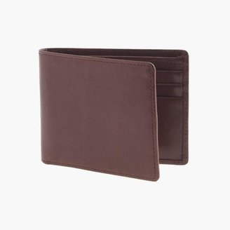 Leather billfold wallet $60 thestylecure.com