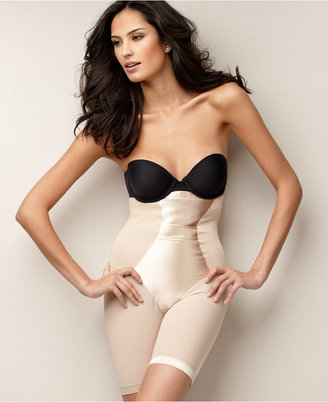 Maidenform Firm Control Easy Up High Waist Thigh Slimmer 1455