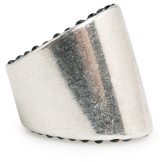 MANGO TOUCH - Crystals edge ring