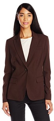 Chaus Women's Bi-Stretch Gabardine Jacket