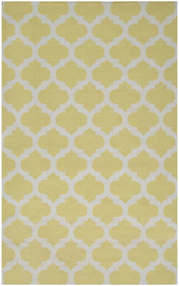 """Horchow """"Panthea"""" Flatweave Rug"""