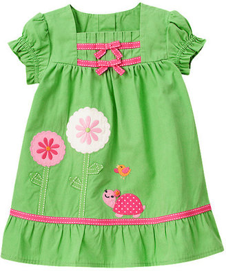 Gymboree Turtle Flower Dress