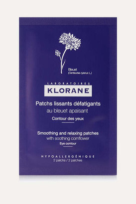 Klorane Soothing And Relaxing Eye Patches X 7 - Colorless