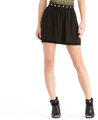 Rachel Roy Studded Skirt