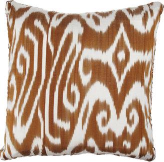 Madeline Weinrib Luce Ikat Throw Pillow