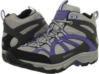 Merrell Calia Mid Waterproof (Marlin) - Footwear