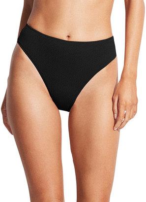 Seafolly High-Rise Bikini Bottoms