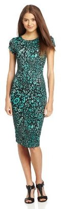XOXO Juniors Printed Knit Sheath Dress