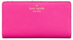 Kate Spade Cherry Lane Stacy Wallet, Pink