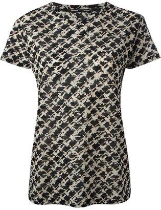 Proenza Schouler pattern print T-shirt