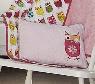 Zutano Owls Pillow