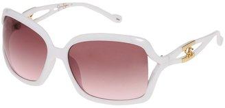 Jessica Simpson J545 (White) - Eyewear