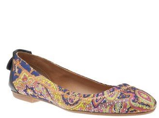Carven Printed flats