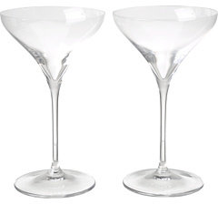 Riedel Vitis Martini Glasses Set of 2