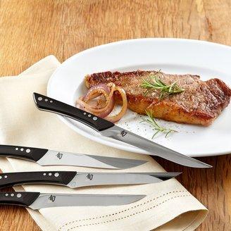 Shun Shima Steak Knife Set