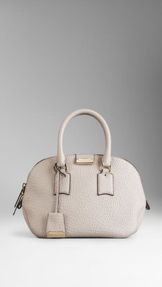 Burberry The Small Orchard in Heritage Grain Leather