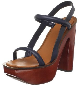 Charles Jourdan Women's Gracie Platform Sandal