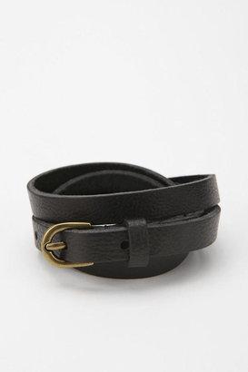 BDG Skinny Leather Belt