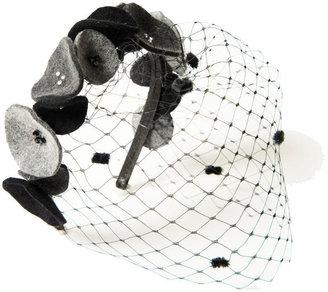 Awon Golding Millinery Circle headband