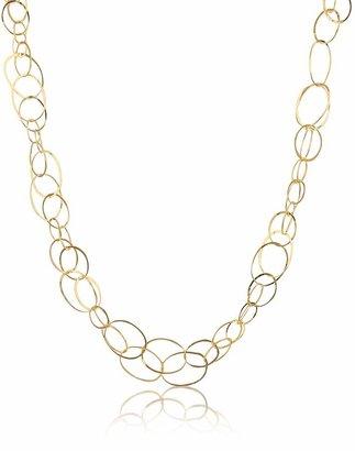 Orlando Orlandini Scintille - 18K Yellow Gold Chain Necklace
