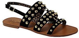 Jessica Simpson Kari Studded Flat Sandals