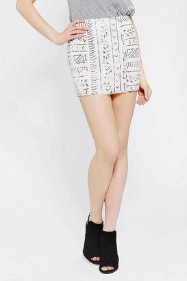 Urban Outfitters DV By Dolce Vita Stevey Sequin Skirt