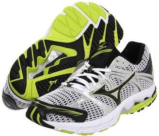 Mizuno Wave Alchemy 12 (White/Anthracite/Lime Punch) - Footwear