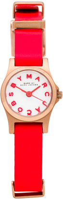 Marc by Marc Jacobs Henry Dinky Watch $175 thestylecure.com