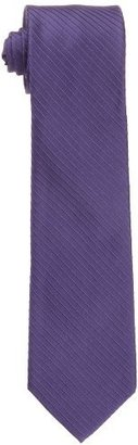 Calvin Klein Men's King Cord Solid Slim Necktie