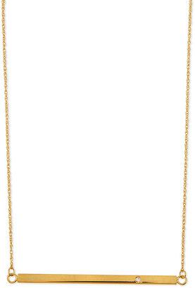 Jennifer Zeuner Jewelry Bar-Pendant Necklace