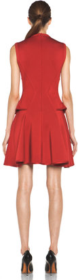 Givenchy Knit Dress in Red