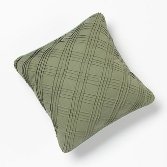 Laura Ashley wakefield pintuck decorative pillow