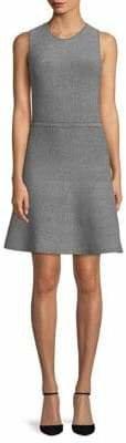 Theory Marl Flare Dress
