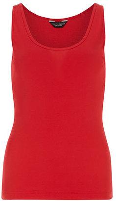 Dorothy Perkins Red scoop neck vest