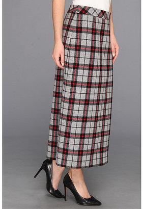 Pendleton Lorna Long Faux Wrap Skirt